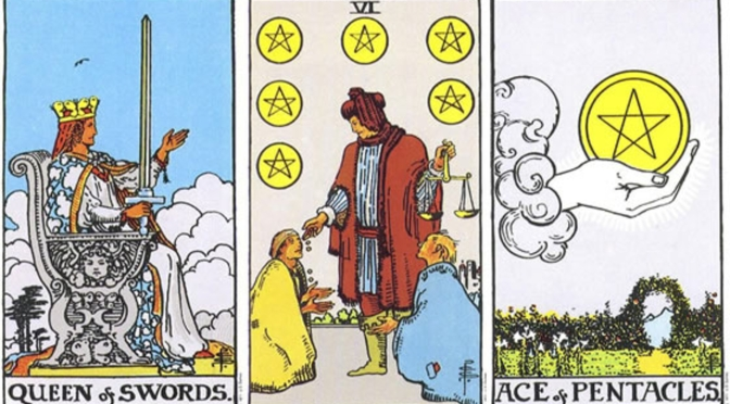 Tarot: Agreements and Financial Decisions