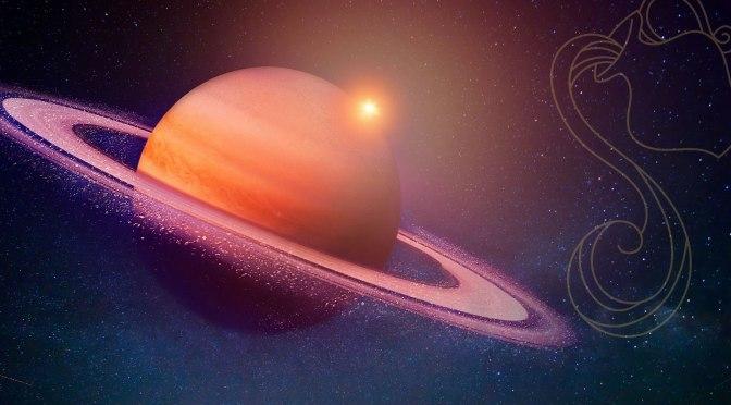 Saturn in Aquarius December 17, 2020