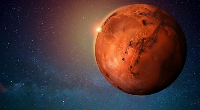Mars in Gemini March 3, 2021