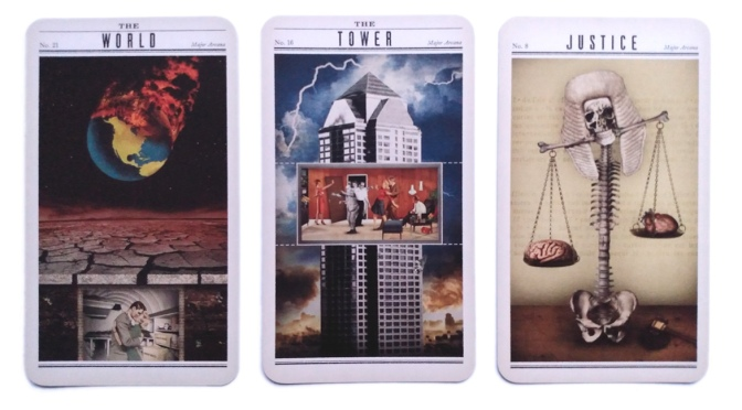 Tarot: What is Chns Role In What is Going On?