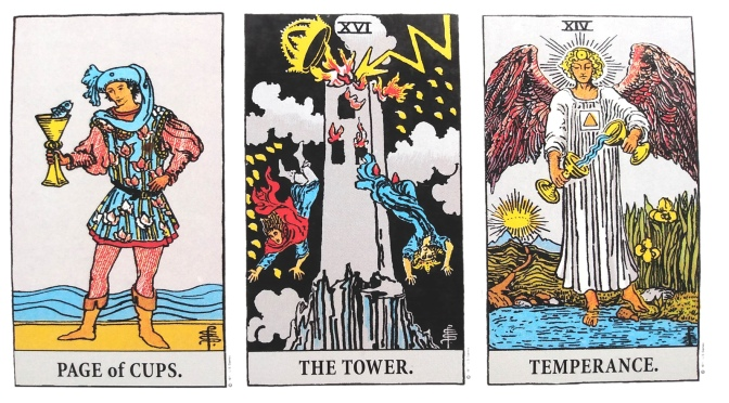 Tarot: Messages, Reactions and Research
